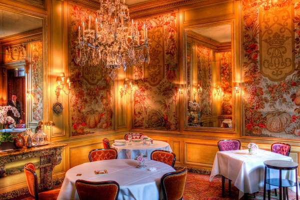Michelin Stars Restaurant In Paris 19