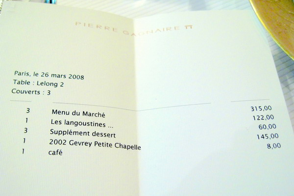 Michelin Stars Restaurant In Paris 22