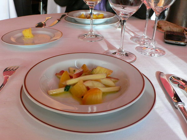 Michelin Stars Restaurant In Paris 27