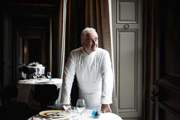 Michelin Stars Restaurant In Paris 7