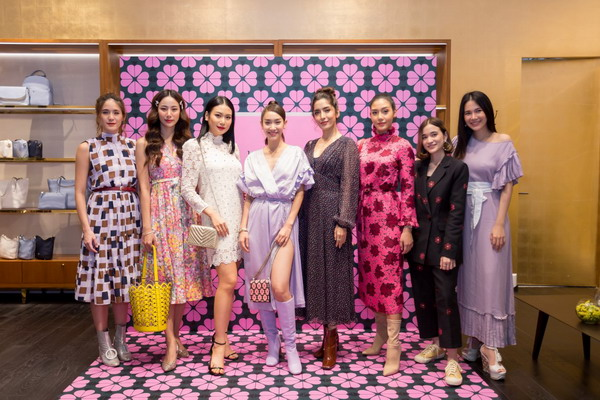 kate spade new york spring 2019 unlock your heart press and VIP event 1