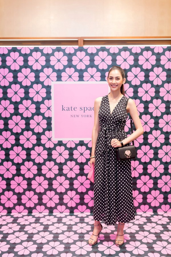 kate spade new york spring 2019 unlock your heart press and VIP event 17