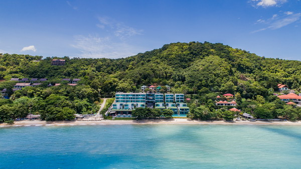My Beach Resort Phuket Aerial Shot My Beach Resort
