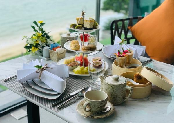 My Beach Resort Phuket Afternoon Tea 2