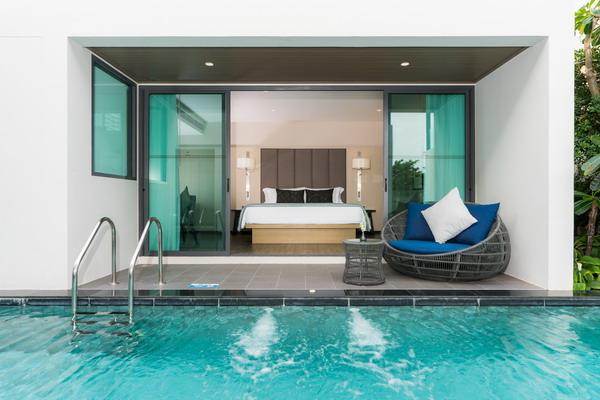 My Beach Resort Phuket Premier Pool Access
