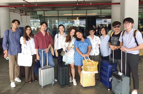 My Beach Resort Phuket Press Trip Arrival Phuket