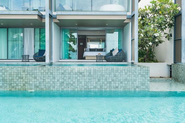 My Beach Resort Phuket Private Pool Beachfront