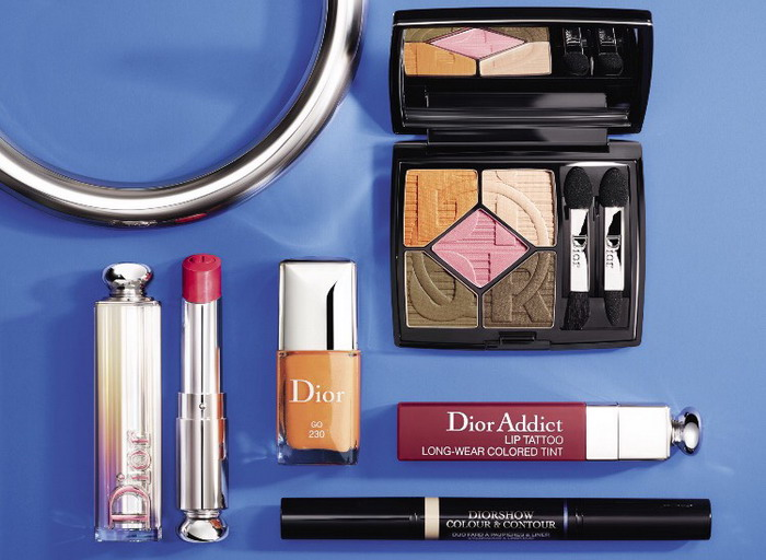 Dior Makeup Summer Collection 1