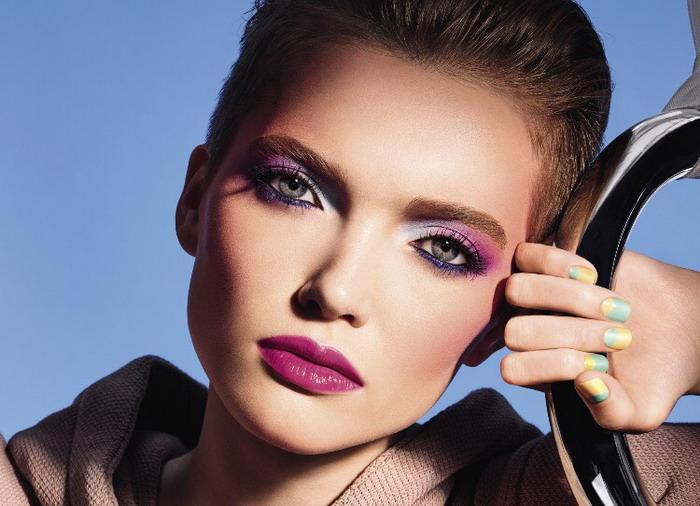 Dior Summer 2020 Model 1