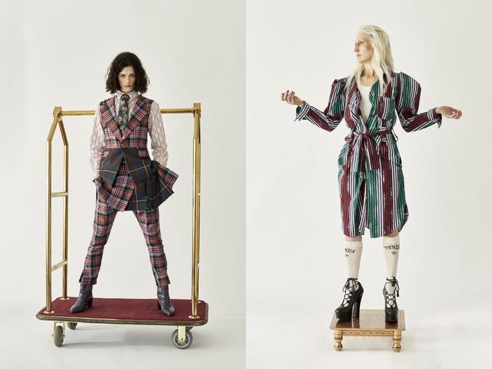 Vivienne Westwood Autumn Winter 2020-2